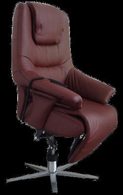 Sessel mit Aufstehhilfe Modell 02a Aufstehposition