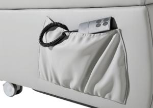 Homecare-Sessel NF platin Fernbedienung