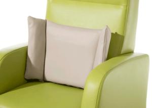 Homecare-Sessel NF Rueckenstützkissen