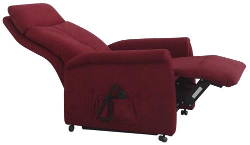 Sessel mit Aufstehhilfe Modell 26 liegend