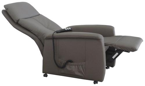 Sessel mit Aufstehhilfe Modell 27 liegend